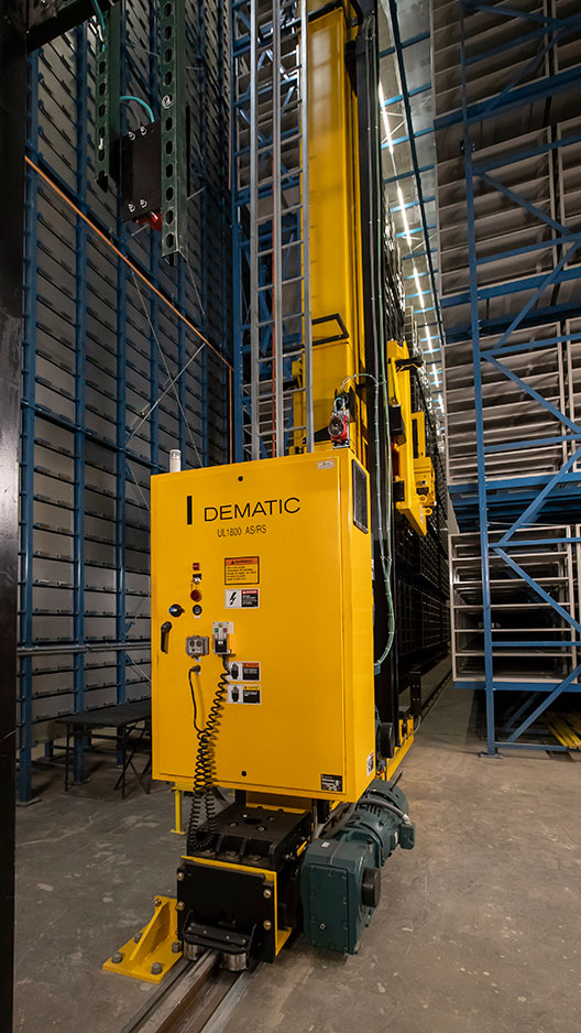 Dematic BookBot