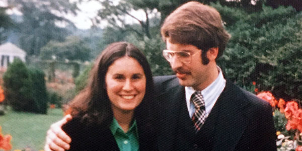Shari and Eric Schlesinger