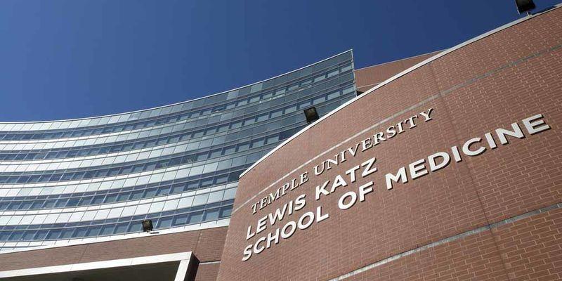 The Lewis Katz School of Medicine