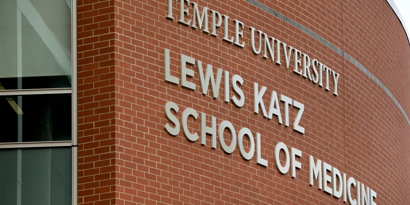 Temple University's Lewis Katz School of Medicine