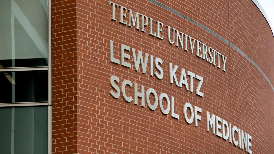Temple University's Lewis Katz School of Medicine