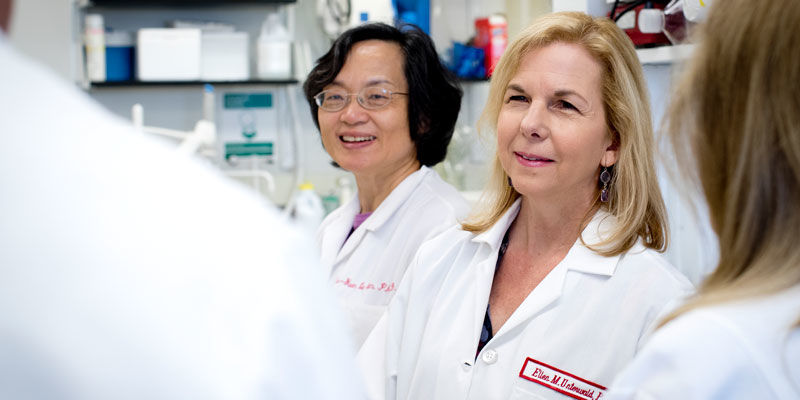 Dr. Lee-Yuan Liu-Chen and Dr. Ellen Unterwald