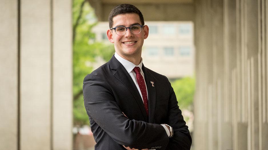 TSG President Gadi Zimmerman