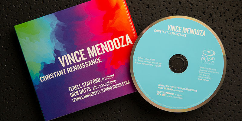 Constant Renaissance album on CD