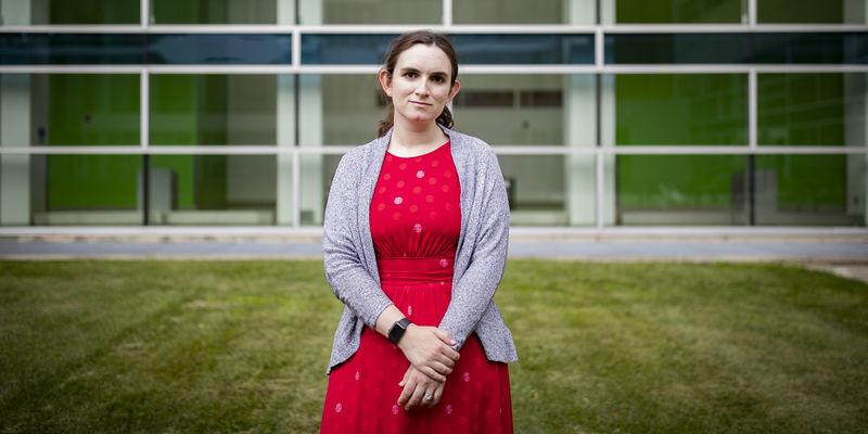 Temple University professor Jenny Kowalski
