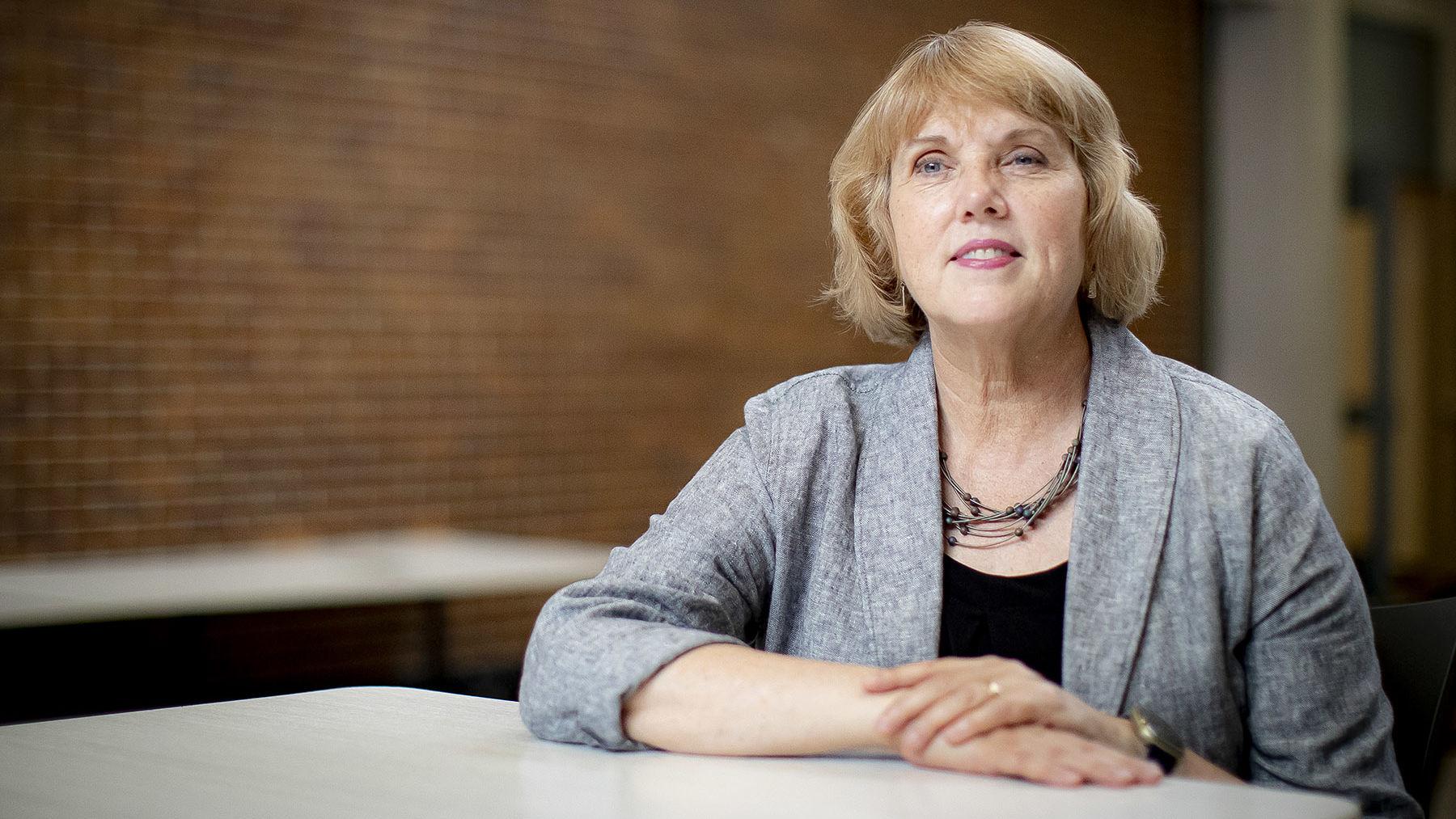 Temple faculty member Deborah Cai pictured.