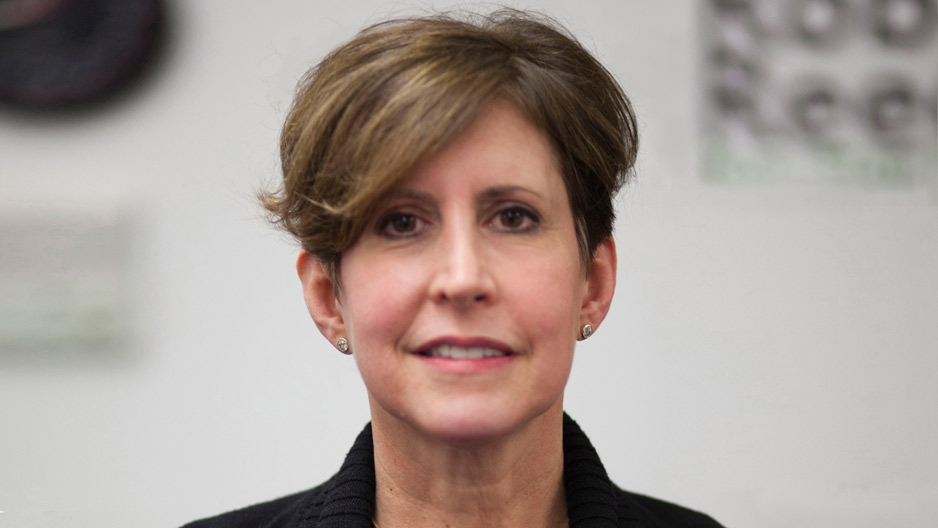Susan E. Cahan, the newly appointed dean of Temple University's Tyler School of Art.