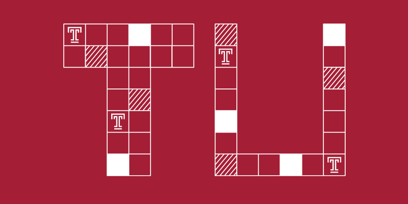 TU crossword image