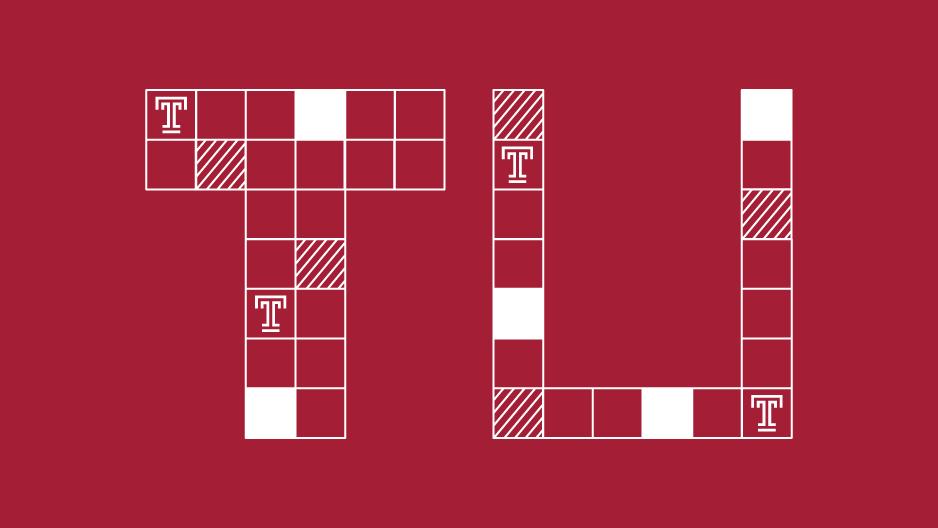 TU crossword image