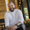 Justin Rosenberg, owner of Honeygrow