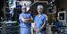 doctors and hospital equipment