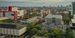 Aerial shot of Temple's campus.