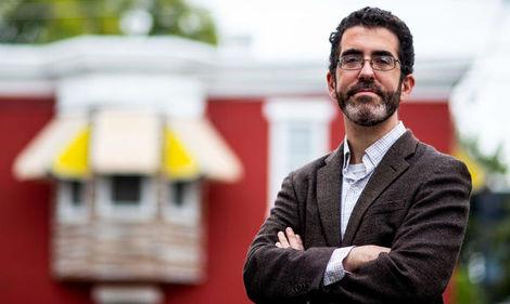 Assistant Professor of Political Science Michael Sances