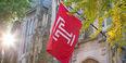 Temple flag