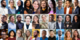 collage of 30 under 30