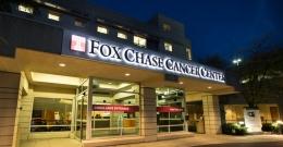 Fox Chase Cancer Center entrance