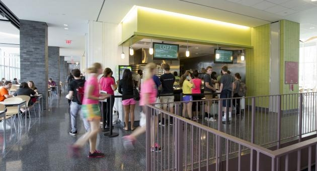 Student Dining Options Abound With Opening Of New