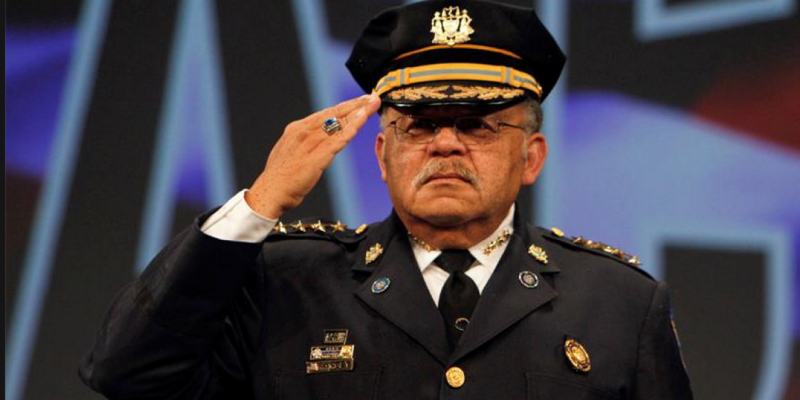 Police Commissioner Charles Ramsey
