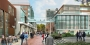 A rendering of the 1810 Liacouras Walk renovation