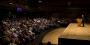 President Richard M. Englert addresses the crowd
