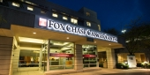 Fox Chase Cancer Center entrance