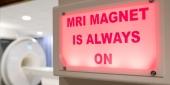 the Temple University Brain Research and Imaging Center's 3-Tesla Siemens MAGNETOM Prisma MRI scanner