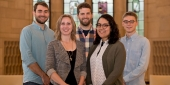 A group of this year's Student Fulbright finalists