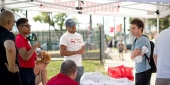 Temple Police host Welcome Wagon event