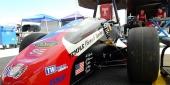 Temple Formula Racing's car.
