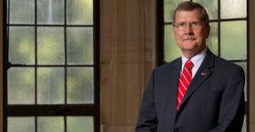 Richard M. Englert, Temple University president